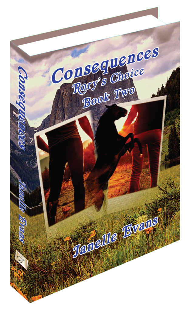 <b>Consequences </b> Rory Choice Book Two
