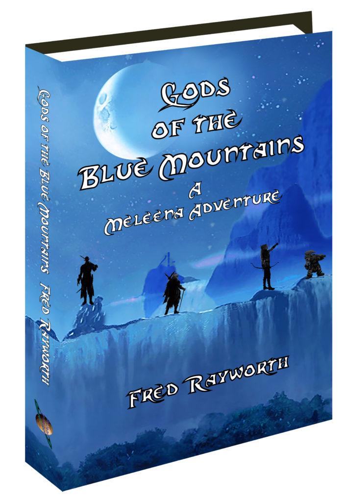 <b> <i>Gods Of the blue Mountains <b /> <i />