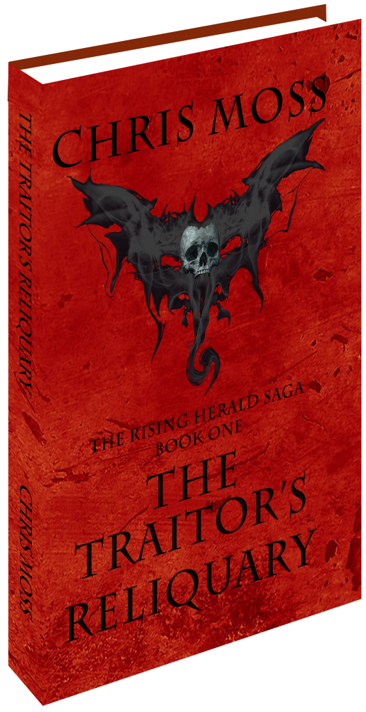 <b><i>The Traitor's Reliquary</b></i>