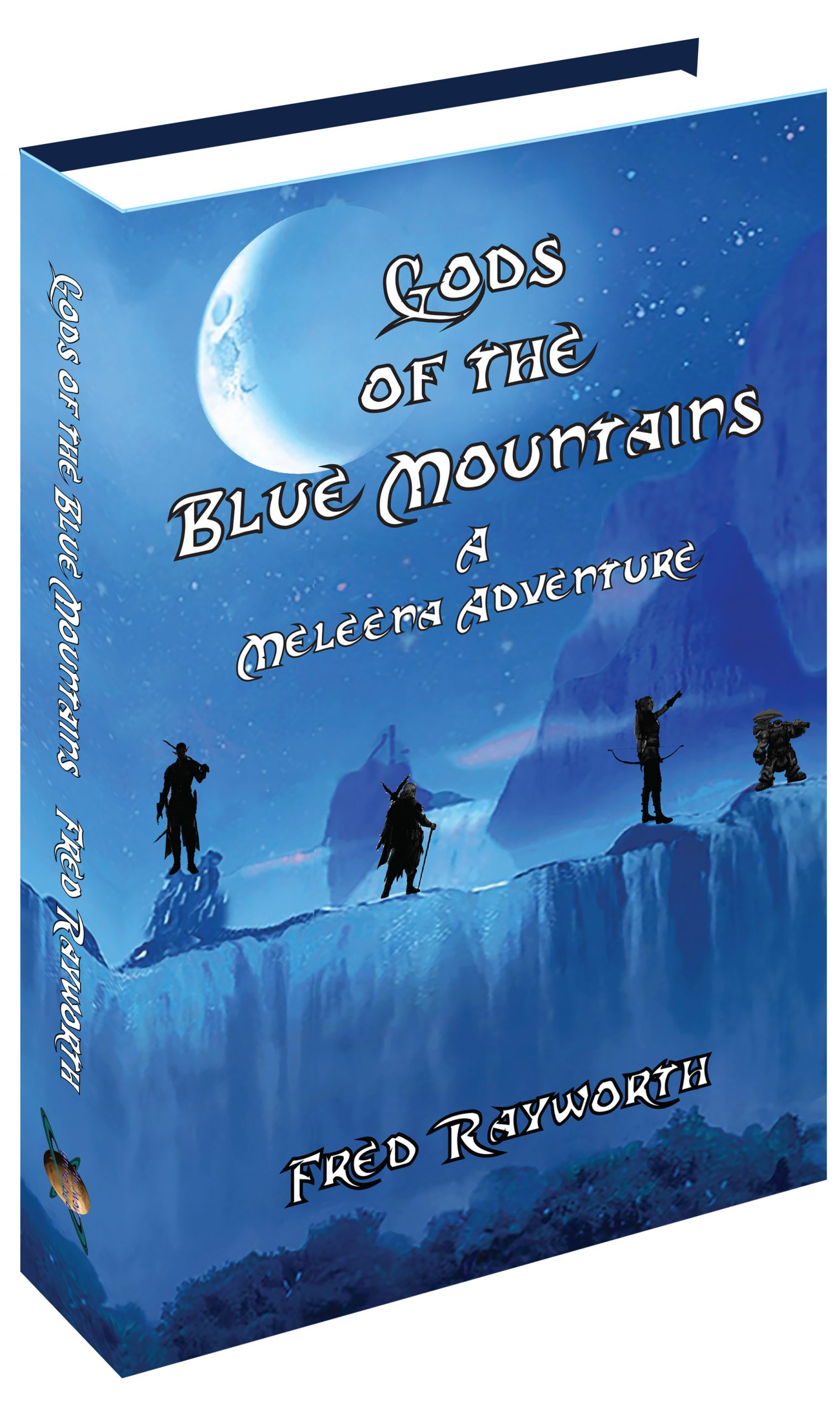 <b><i>Gods Of the blue Mountains <b /><i />