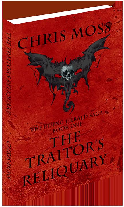 <b><i>The Traitor's Reliquary</b></i>