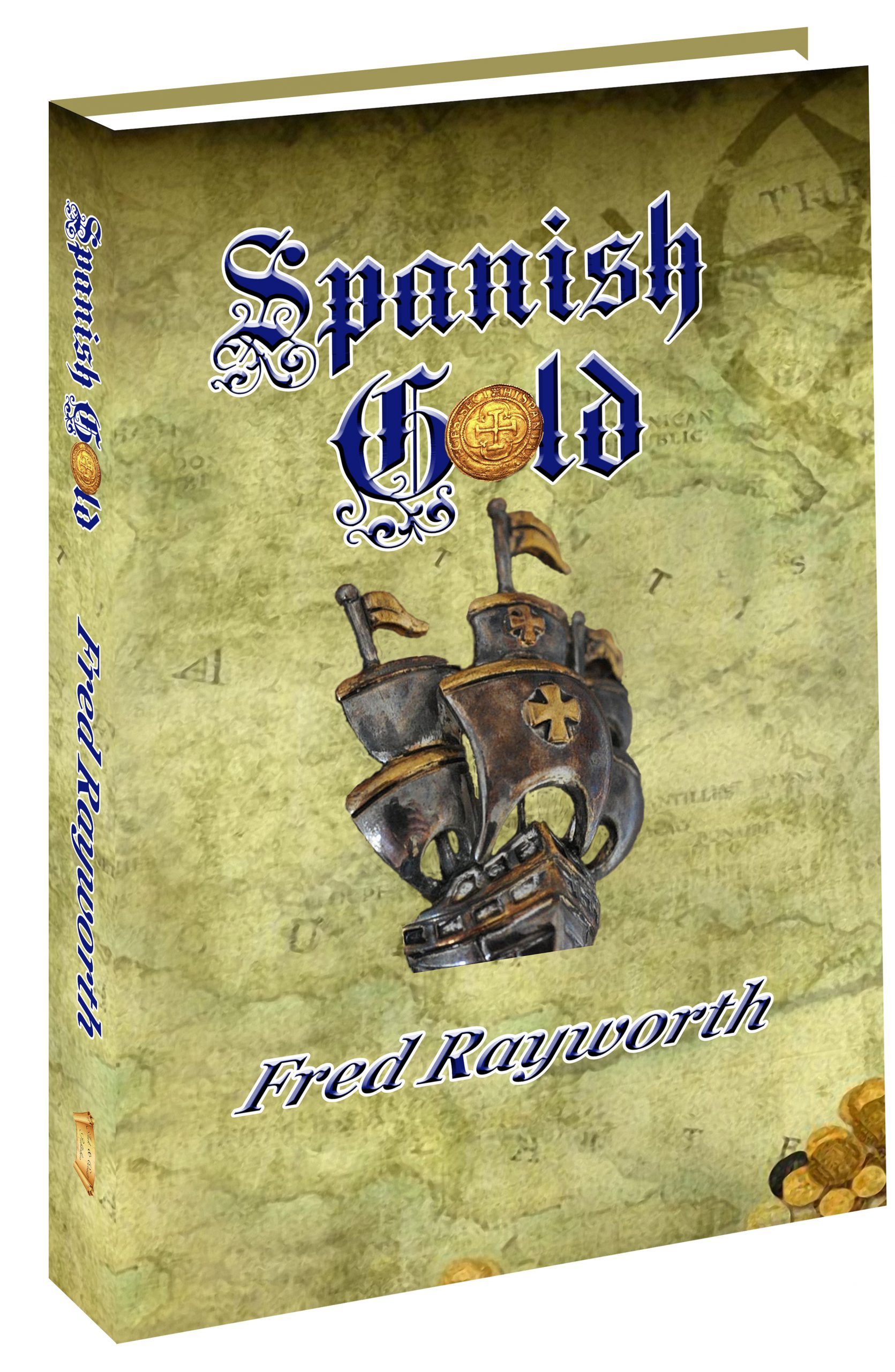 Spanish Gold Cover ISO