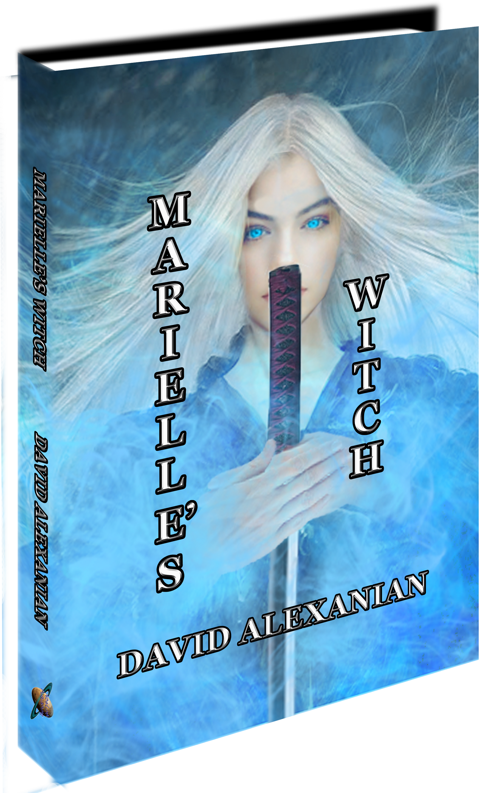 mariella's witch ISO cover