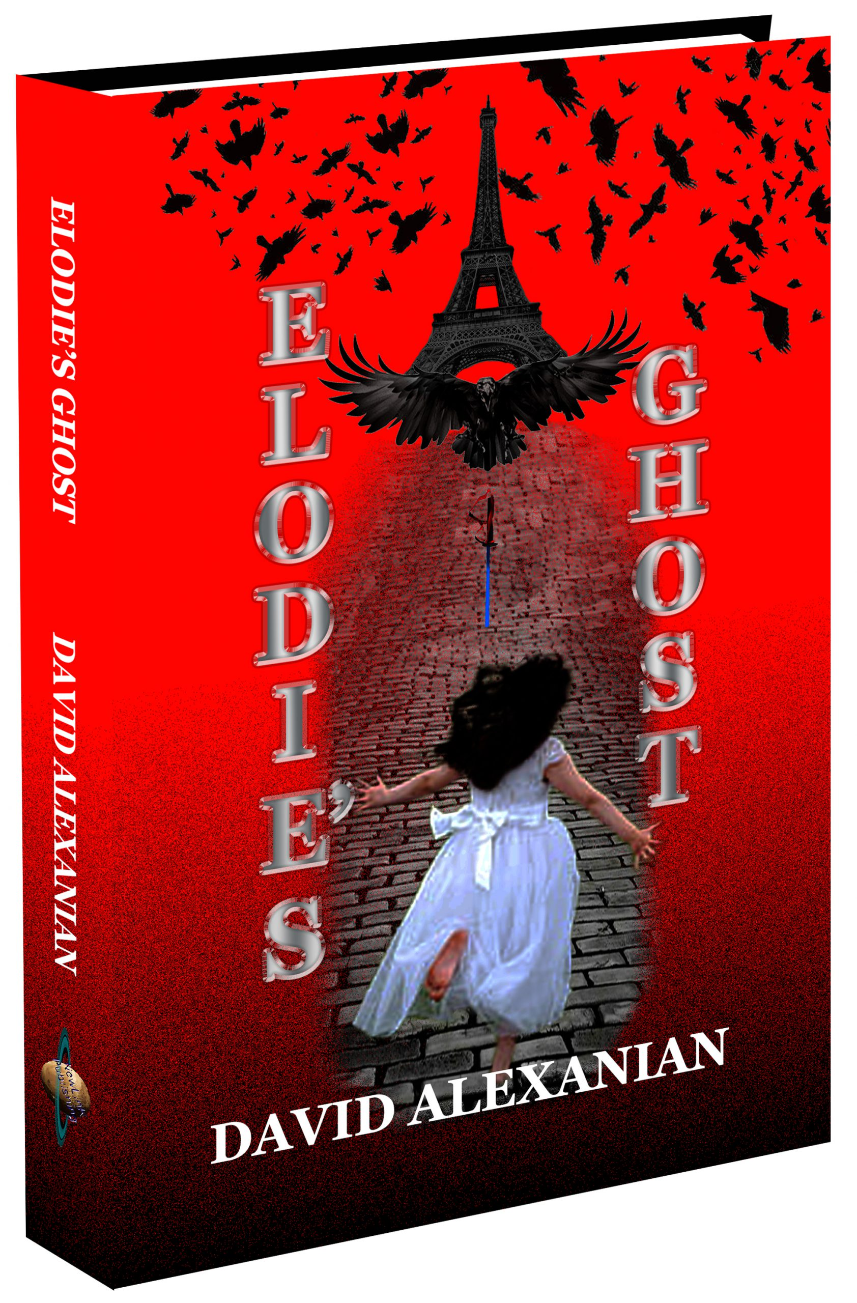 Elodie's Ghost iso cover