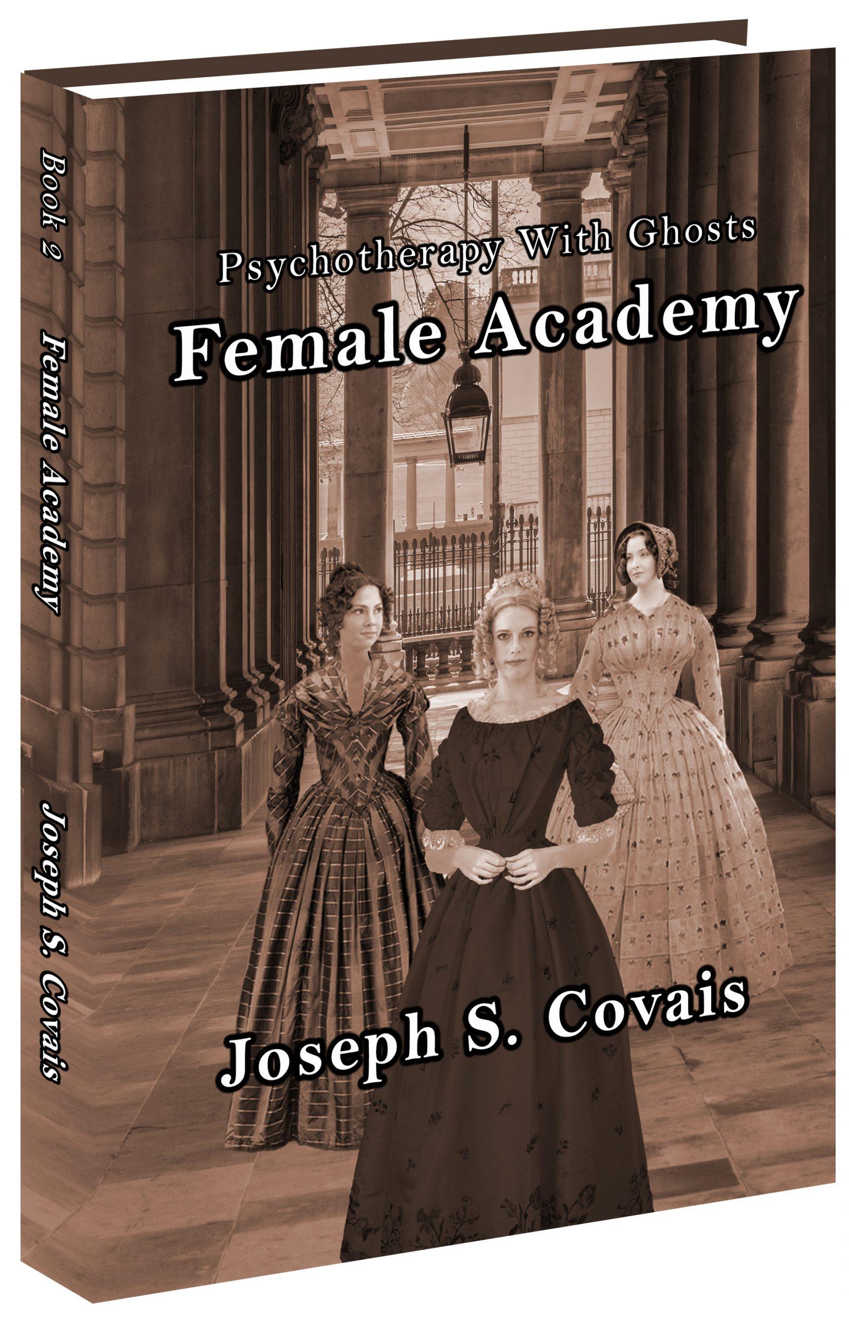 Female Acadamy ISO cover