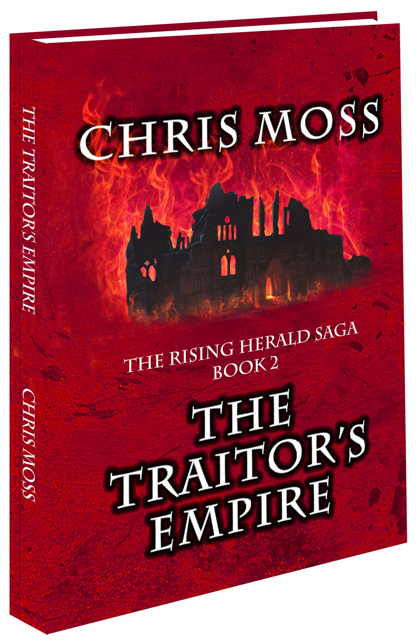 The Traitor's Empire Cover ISO